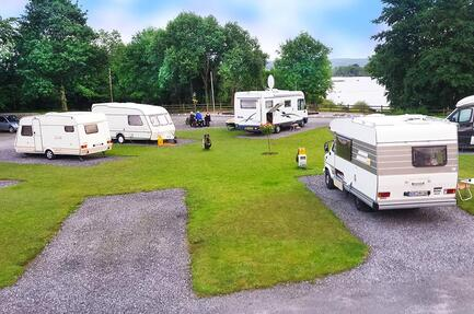 Lough Arrow Touring Park
