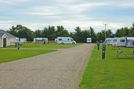 Cornish Farm Touring Park