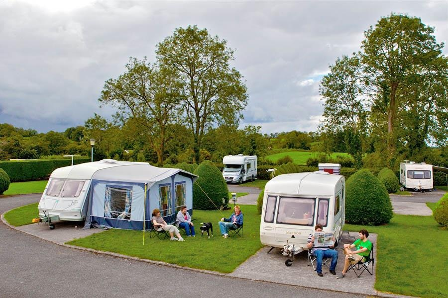 Blaney Caravan Park and Camping Site