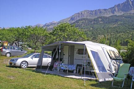 Camping Les Blanchons