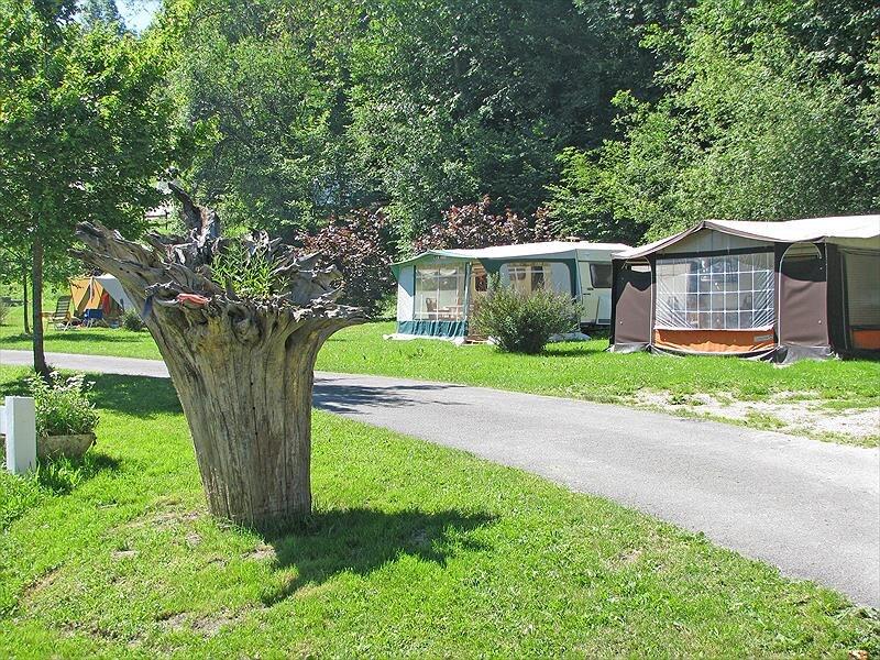 Campsite Du Pouech
