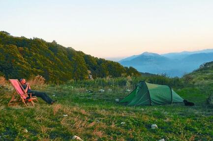 Kokopelli Camping
