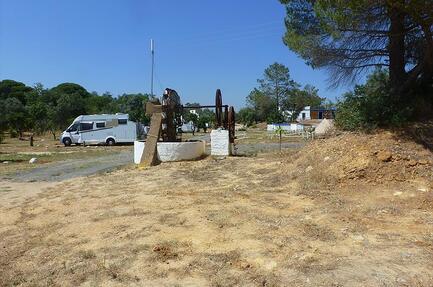 Camping Algarve Moncarapacho