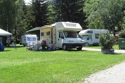 Camping Buchs-Werdenberg
