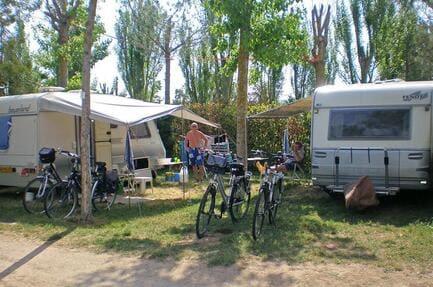 Camping Camino de Santiago