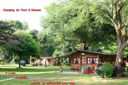 Campsite du Pont d'Abense