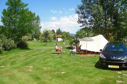 Campeggio La Fridière