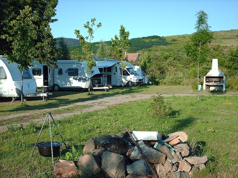 Camping Route Roemenië