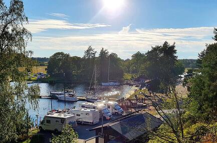Skansholmen Camping