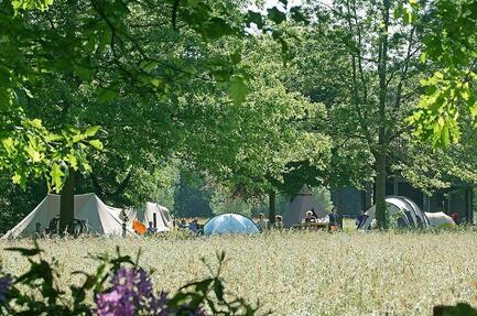 Natuurkampeerterrein  Landgoed De Hoevens