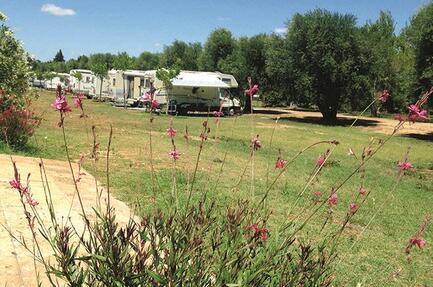 Campsite Agriturismo Fontanelle