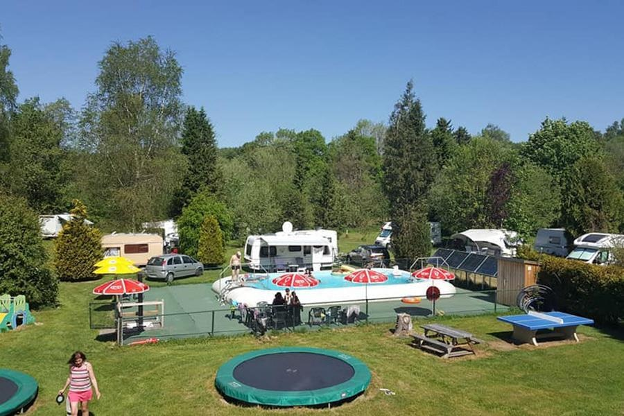 Camping Spineuse Neufchâteau
