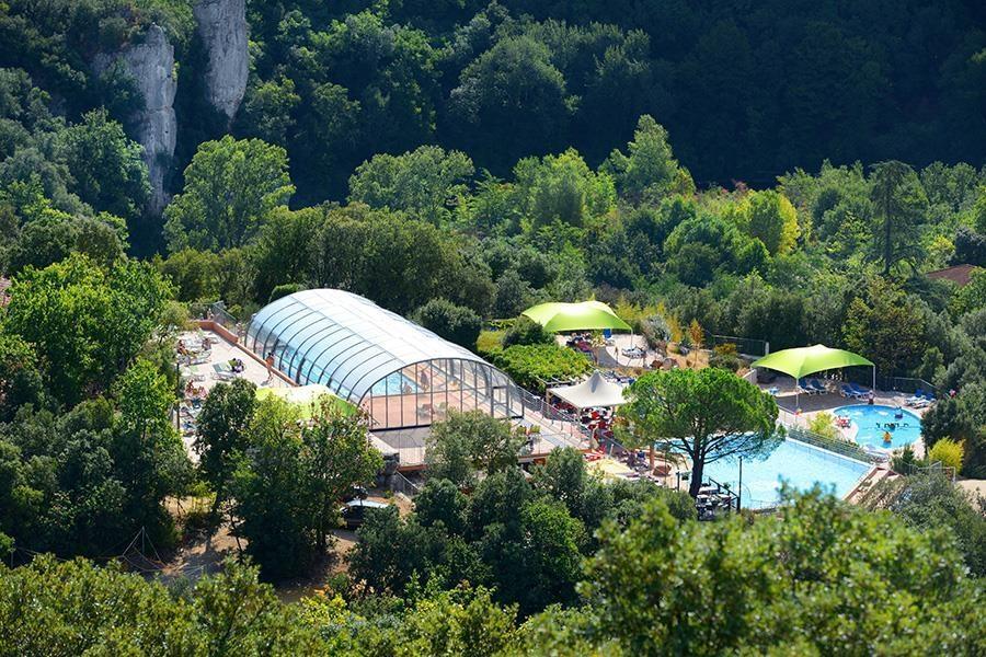 Camping Domaine de la Sablière - Barjac - Frankreich