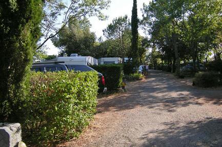 Camping L'Oliveraie