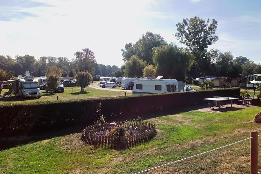 Europa Camping Sand