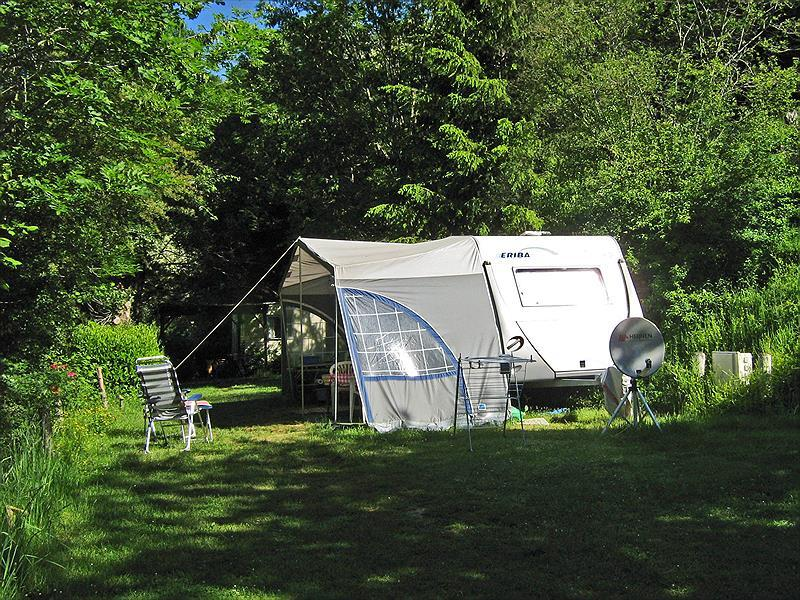 Camping Sites & Paysages Moulin de Chaules