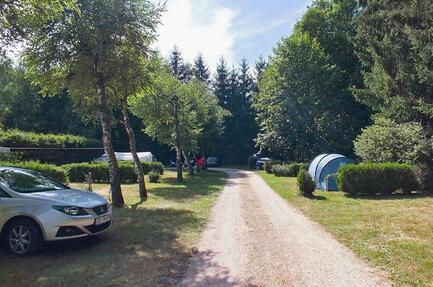 Campeggio Les Granges Bas