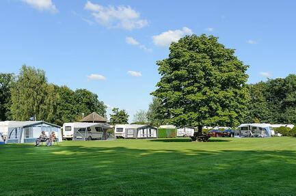 Campsite De Helfterkamp
