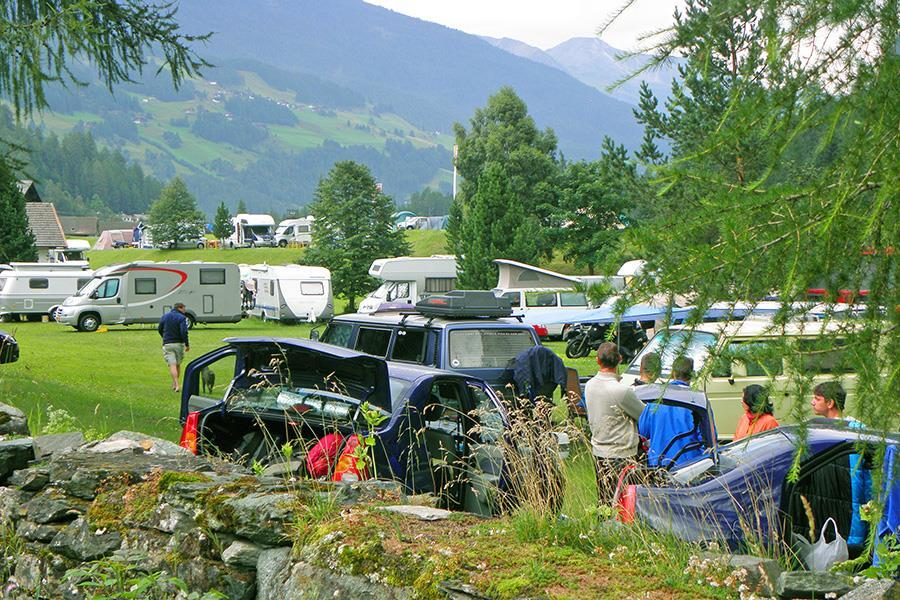 Nationalpark Camping Grossglockner