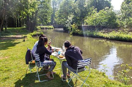 Campsite Ile de Boulancourt