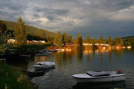 Aurdal Fjordcamping og Hytter