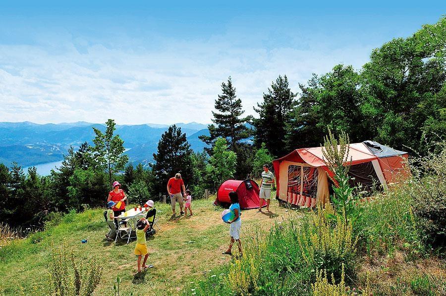 Camping Le Clos du Lac