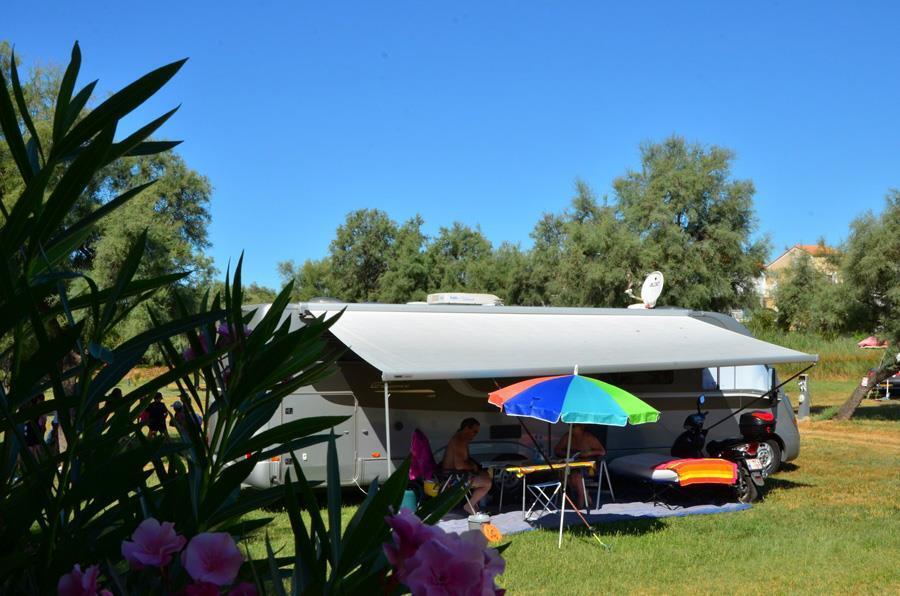 Campsite Montpellier Plage