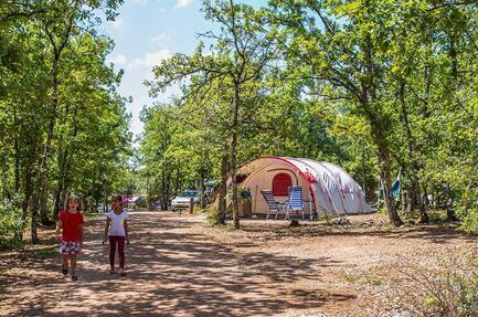 Campsite Les 3 Cantons