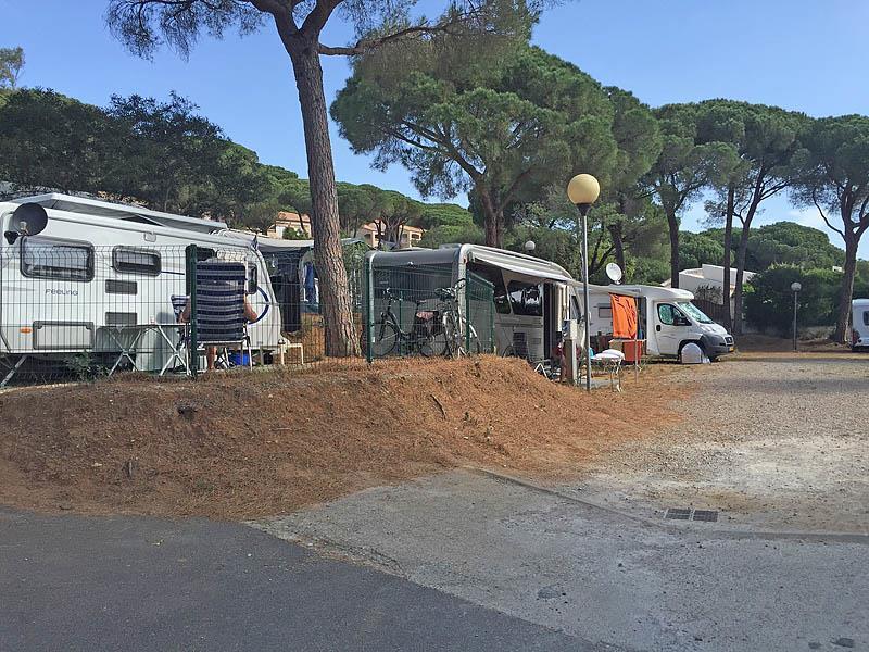 Camping Les Cigalons