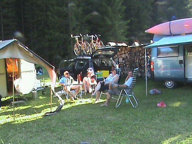 Campsite Alpin Park Sappada