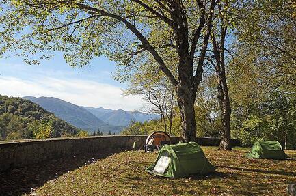 Campsite Pyrénées Emotions
