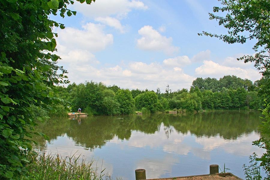 Campsite Henlow Bridge Lakes & Riverside