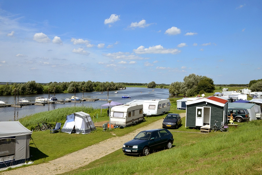 Camping & Jachthaven Het Zwarte Schaar