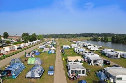 Campingplatz Grav-Insel