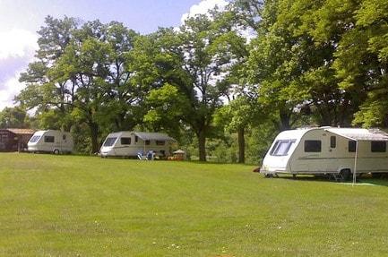 Campsite Puy Rond