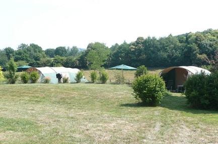 Campsite Boussal
