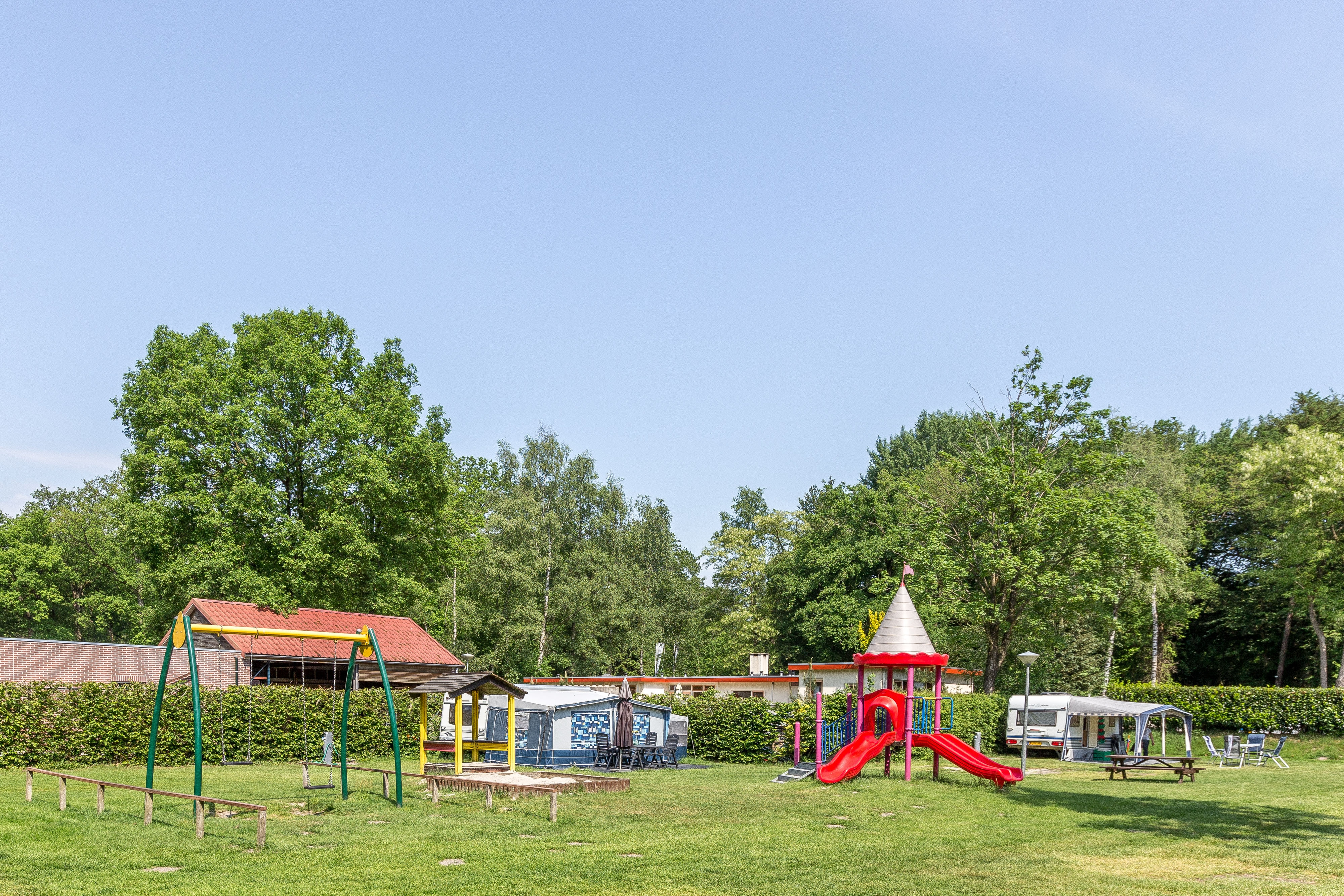 Camping Residence De Eese